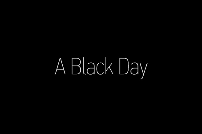 A Black Day