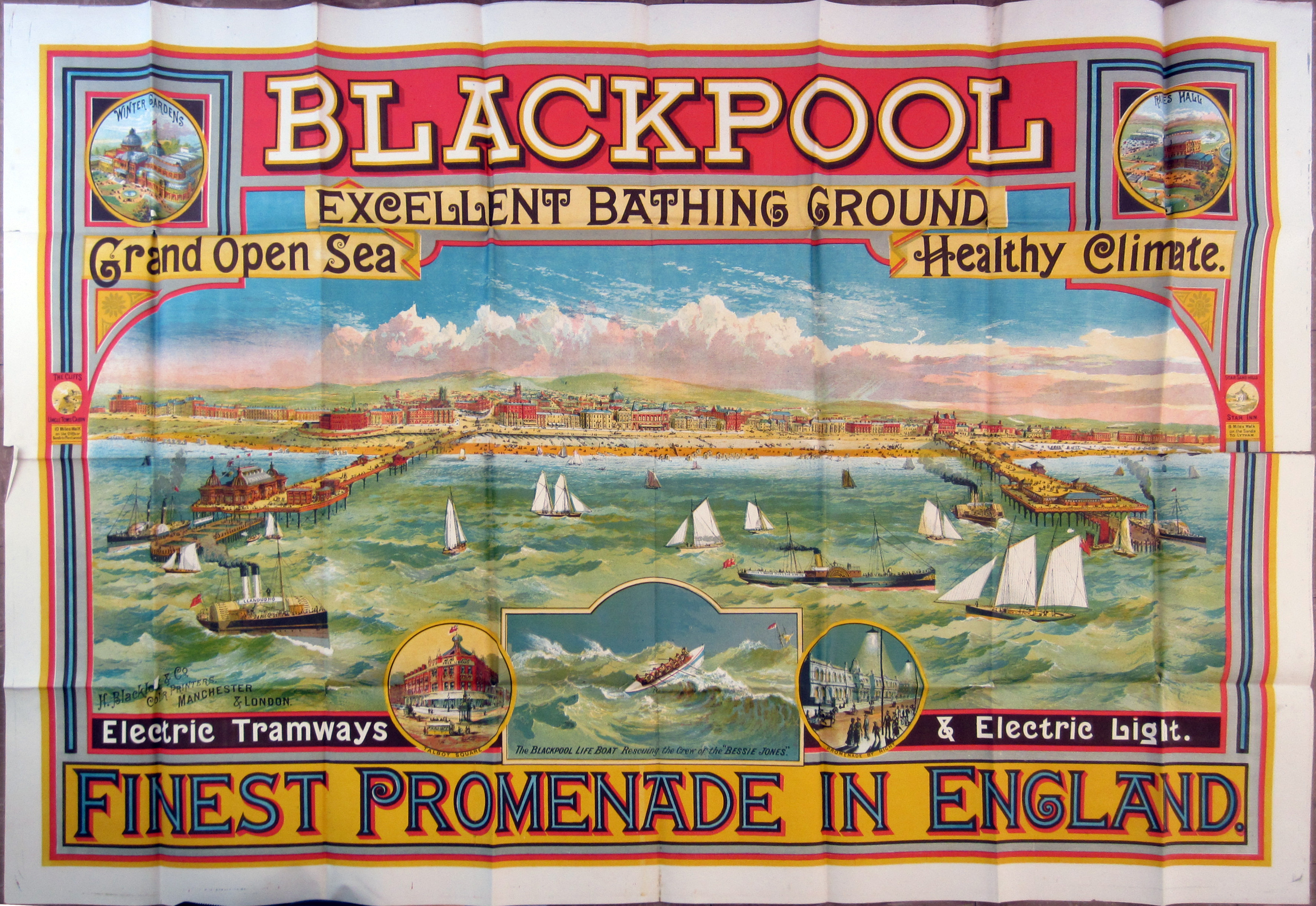 Blackpool Museum Project