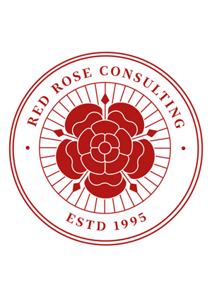 Red Rose Consulting Logo