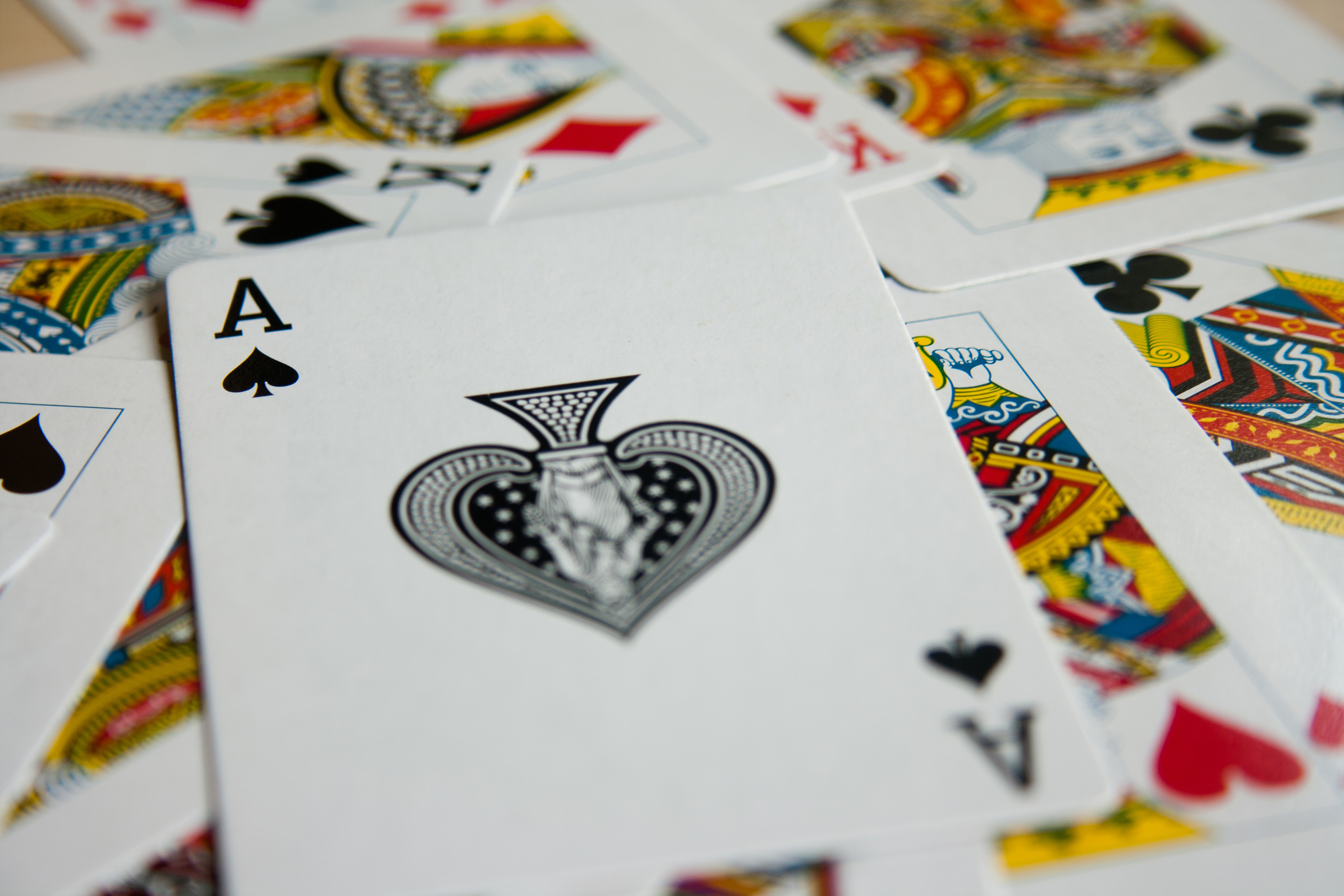 Ace-of-cards